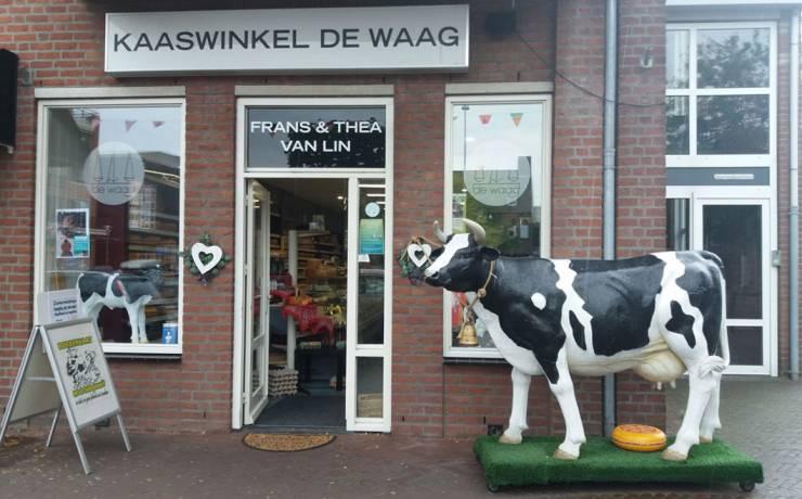 Kaaswinkel De Waag