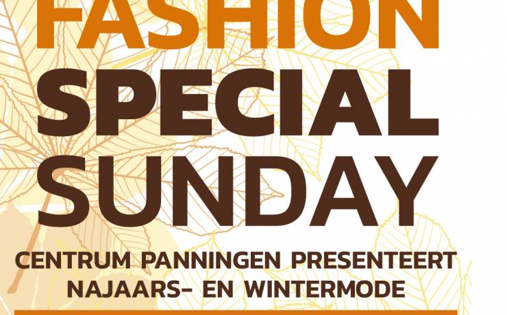 Fashion Special Sunday – 4 oktober